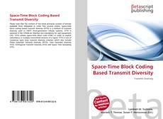 Capa do livro de Space-Time Block Coding Based Transmit Diversity