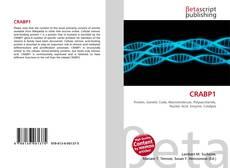 Bookcover of CRABP1