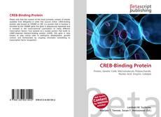 CREB-Binding Protein kitap kapağı