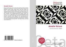 Bookcover of Amalie Struve