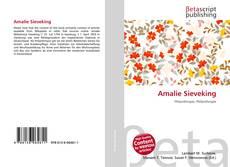 Capa do livro de Amalie Sieveking