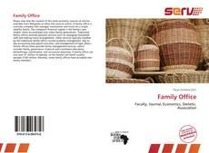 Buchcover von Family Office