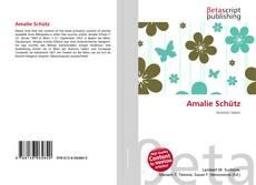 Amalie Schütz kitap kapağı