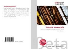 Couverture de Samuel Werenfels