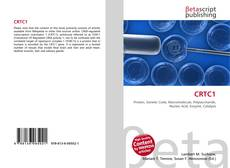 CRTC1 kitap kapağı