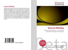 Couverture de Samuel Whalley