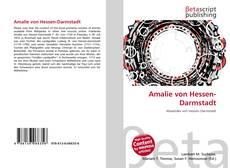 Amalie von Hessen-Darmstadt的封面