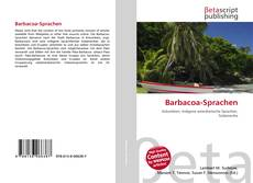 Buchcover von Barbacoa-Sprachen