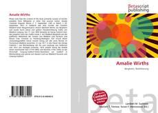 Capa do livro de Amalie Wirths