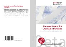 Capa do livro de National Center for Charitable Statistics