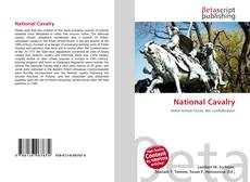 Bookcover of National Cavalry