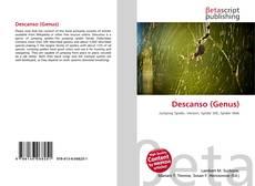 Capa do livro de Descanso (Genus)