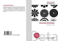 Bookcover of Amanda Michalka