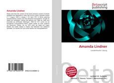 Capa do livro de Amanda Lindner