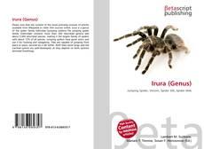 Capa do livro de Irura (Genus)
