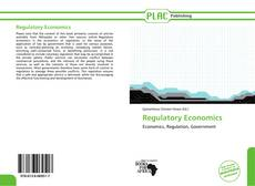 Portada del libro de Regulatory Economics
