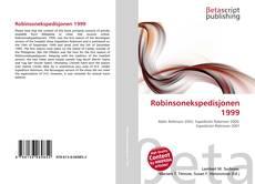 Bookcover of Robinsonekspedisjonen 1999