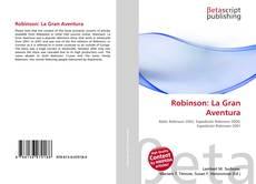 Bookcover of Robinson: La Gran Aventura