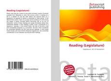 Bookcover of Reading (Legislature)