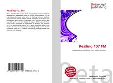 Bookcover of Reading 107 FM