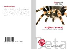 Capa do livro de Bagheera (Genus)