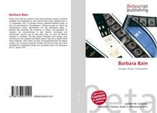 Buchcover von Barbara Bain