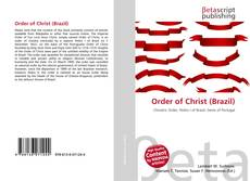 Order of Christ (Brazil) kitap kapağı
