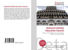 Bookcover of National Catholic Education Council