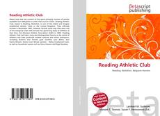 Bookcover of Reading Athletic Club