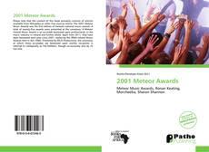 2001 Meteor Awards kitap kapağı