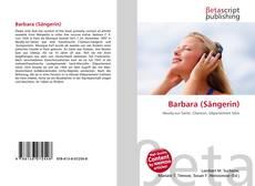 Capa do livro de Barbara (Sängerin)