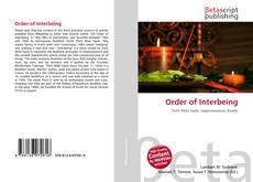 Copertina di Order of Interbeing