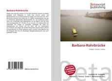 Borítókép a  Barbara-Rohrbrücke - hoz