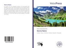 Sterne Naine kitap kapağı