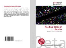 Reading Borough Libraries kitap kapağı