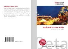 Couverture de National Career Fairs