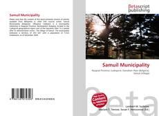 Portada del libro de Samuil Municipality
