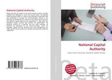 Buchcover von National Capital Authority