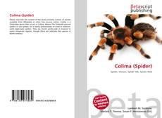 Portada del libro de Colima (Spider)