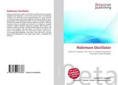 Bookcover of Robinson Oscillator