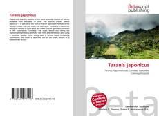 Capa do livro de Taranis japonicus