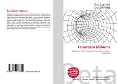 Bookcover of Tarantism (Album)