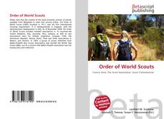 Bookcover of Order of World Scouts