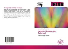 Bookcover of Integer (Computer Science)
