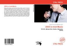 Capa do livro de 2003 in Irish Music