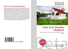 Bookcover of Order of St. Benedict (Anglican)