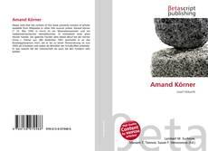 Couverture de Amand Körner