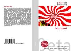 Buchcover von Amarakaeri