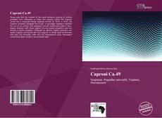 Bookcover of Caproni Ca.49