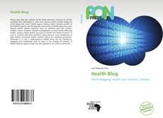 Bookcover of Health Blog